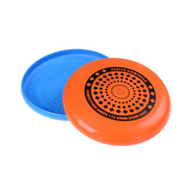 Wholesale Ultimate Orange - 175g 27cm Ultimate Frisbee Flying Disc Flying Saucer Outdoor Leisure Men Women Child Kids Outdoor Game Play 1 Piece Professional