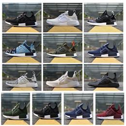 sports shoes c1aee 45cc0 2018 Hot Sold Adidas NMD R1 Ultra EQT boost Scarpe di supporto Uomo Donna  Scarpe Sneakers Mens scarpe da ginnastica Nero Primeknit White Core Eqts  Scarpe ...