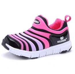 Argentina 2018 New Kids Air Sneakers Shoes For Boys Grils Autenticos All White Entrenadores para niños Huaraches Sport Zapatos para correr Tamaño 21-30 cheap wide size running shoes Suministro
