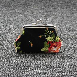 36dd369f7acc Hot Sale Women High Quality Lor Stereo Rose Flower Monkey Wallet Ladies Mini  Cosmetic Bag Key Case Coin Case Purse Clutch Bag