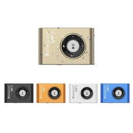 IPX8 Étanche Lecteur MP3 Natation Plongée Surf 8Go / 4Go Sports Casque Lecteur de Musique avec FM Clip Walkman Lecteur MP3 ? partir de fabricateur