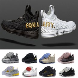 Wholesale Ghost Black - 2018 New Basketball Shoes Ashes Ghost EQUALITY City Edition black gum Pride of Ohio BHM Graffiti trainers sports Sneaker Size 40-46