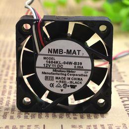 Ventilador de refrigeração do motorista de 1604KL-04W-B39 4cm 4010 12V 0.09A de Fornecedores de dissipador de calor de prata