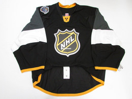 Wholesale Cheap Stitched Nhl Jerseys - Cheap Custom 2016 NHL ALL STAR GAME AUTHENTIC DARK EDGE JERSEY GOALIE CUT 60 Mens Stitched Personalized hockey Jerseys