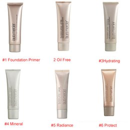 Wholesale Mineral Oil Based - Laura Mercier Foundation Primer Hydrating  Mineral  Oil Free Base 50ml 4styles High Quality Face Makeup 6 Styles SPF 30 Base 50ml Face