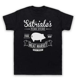 Wholesale Quick Stores - Sopranos T Shirt Satriale's Pork Store