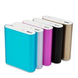 10400mAh DIY Power Bank 4*18650 батарейный отсек Case Kit Универсальный USB внешний резервный аккумулятор зарядное устройство Powerbank для всех сотовых телефонов от Поставщики зарядные устройства для сотовых телефонов
