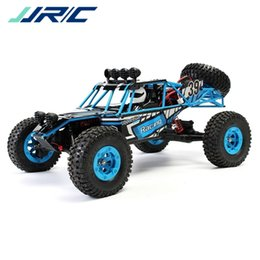 Wholesale 4wd Rc Trucks - JJRC Q39 1:12 2.4G 4WD 40KM H highlandedr Short Course Truck Rock Crawler Off Road RC Car VS Q40 WLtoys 12428 REMO 1631