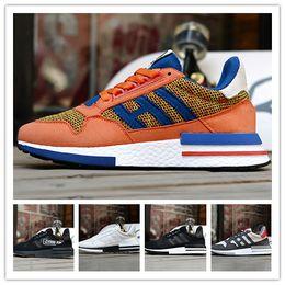 pretty nice 6ad1e 34e75 Designer-Schuhe RM Goku Männer Sneakers New ZX500 OG Der Dragon Ball Z Grau  Jogging-Schuhe aus weichem Sohlen Mode Casual Schuhe Größe US 5-11
