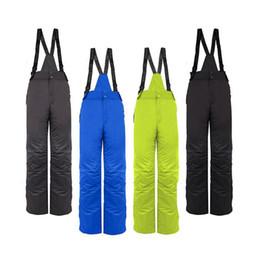 Wholesale Women S Snowboard Pants - Wholesale- Professional Winter Ski Pants Men Women Warm Waterproof windproof Snowboard Pants Outdoor Snow Trousers