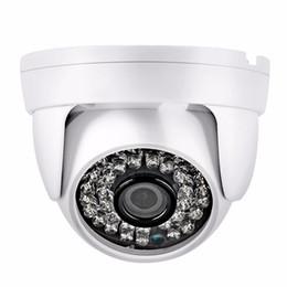 2019 ufficio della macchina fotografica di sicurezza Telecamera IP HD 1080P Indoor Dome Cam IR Obiettivo 3,6mm 2MP IP CCTV Telecamera di sicurezza Rete Home Office Security Infrarossi ufficio della macchina fotografica di sicurezza economici