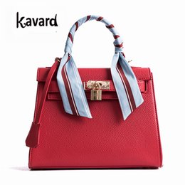 Argentina 2019 Fashion Lock Ribbons bag Leather Luxury Handbag Women Crossbody Bags for women 2017 Fashion Design Women Shoulder Bags Bolsos de mano para mujer Suministro