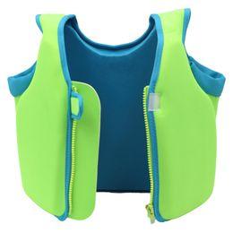 Wholesale Life Vest Wholesale - Children Major Top Grade Life Vest Drift Snorkeling Buoyant Clothes SBR High Quality Submersible Material Good Safety 39lb W