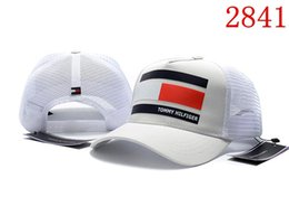 Wholesale woman berets - HOT top grade curved visor baseball caps for men women adjustbal gorras golf hats net snapback cap luxury hats brand hat snapbacks