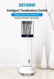 Hair Digital Perm Machine, macchina per capelli uso salone, uscita 36V con canne per capelli perm libere da
