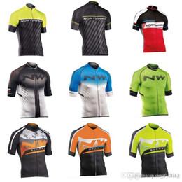 b4249ba6b 2018 Men s NW Cycling Jersey Bike Clothing summer Short Sleeve Bicycle  Clothing Cycling shirts Riding Wear C1401