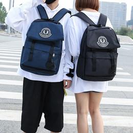 1021687b89 Ocardian 2018 Neutral Rechargeable Backpack Voyage scolaire Nylon Double sac  à bandoulière Sac Zipper Unisexe A 25 abordable sac neutre