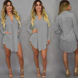 3e59f6db868 black sheer blouses Promo Codes - 5XL Sheer Chiffon blouse Plus Size women  clothing Long Sleeve