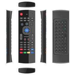 2019 vga acer MX 2.4 G беспроводная клавиатура дистанционного управления воздушная мышь-черный