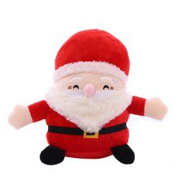 Santa claus stuff spielzeug online-Weihnachtsmann Plüschtiere Cartoon Weihnachten Stofftiere 20 cm / 8 Zoll für Kinder Weihnachtsgeschenk C5349