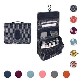 Mini bolsa de maquillaje Portátil a prueba de agua Diseñador Aseo Bolsa Hombres Mujeres Viaje Bolsa cosmética Lavado orgánico Bolsas de maquillaje 12 colores disponibles Por encargo desde fabricantes