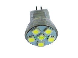 Wholesale Small Led Spotlights - LED spotlight bulb MR8 12v small spotlight DC12 MR8 AC12V 5050-6SMD