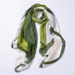 Wholesale Green Beard - 2018 Ms. new sheep fat velvet color matching diamond short beard spring and summer scarf fashion wild scarf wholesale