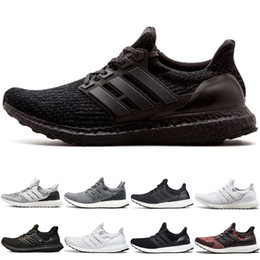 zapatillas mujer logo Rebajas Adidas Ultra Boost the details page for more Logo Ultra 4.0 3.0 Hombres Mujeres Zapatos para correr Core Triple Negro Blanco CNY Cool Grey Oreo Discount Sports Trainer Sneakers Tamaño 36-47