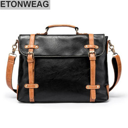 cdd2f23c281f China Factory wholesale brand male package fashion personality double color  stitching man handbag Retro Leather man