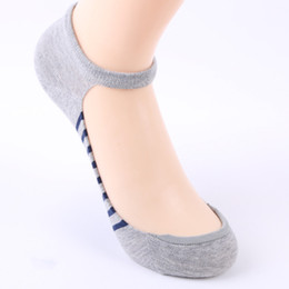 2018 New ladies colorful Yoga Socks Gym Pilates Ballet Cotton Toe Socks Five toe Non Slip sole Grip Fitness Sport от Поставщики открытые сапоги