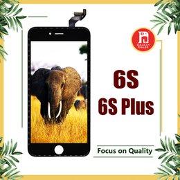 Partes de alto online-Para iPhone 6S Para iphone 6S Plus Para Tianma Pantalla LCD táctil con 3D Touch Assembly Parte de repuesto de alta calidad