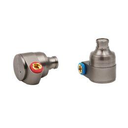 Mmcx кабели онлайн-Tin Audio T2 Pro HiFi Dual Dynamic 2DD in-Ear Earphones with Metal Design, Detachable MMCX Cable, Foam Eartips