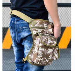 En plein air toile imperméable taille jambe hommes sac multi packs de jambe multifonctions loisirs sport équipement de pêche ? partir de fabricateur