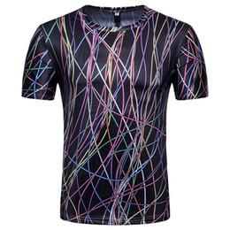 2018 Slim 3D imprimir camisetas hombres camiseta Tops camisetas de los  hombres de la marca Muscle manga corta camisetas blusa tallas grandes ropa  P4 camisa ... a5a9158ab323e