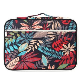 Wholesale File Storage Case - Home Organization Storage Bags Document File Handbag Computer Notebook Storage Bag Office Supplies Small Carrying Case