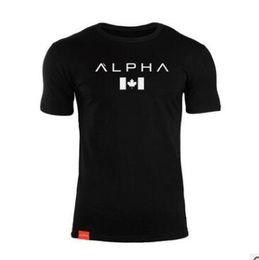 tee-shirt pour hommes Promotion Nouveau designer mode été top tshirt pour superman haute qualité gym t shirt hommes fitness respirant vêtements pour hommes