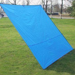 2019 tapete de jogo de tecido para crianças Oxford à prova d 'água PARA CHURRASCO Escalada Mat Cobertor Ao Ar Livre Portátil Duplo Deck Tenda de piquenique Mat moistureproof-Camping Velarium