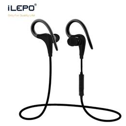 Wholesale sharp drivers - S9 Stereo Bluetooth Earphone Sports Headphones Wireless Ear Hook In Ear Earphone For Driver Cell Phone Earphones Portable Studio Headphones