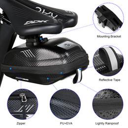 Borse per attrezzature online-Borsa da mountain bike borsa da equitazione borsa da corsa bici da strada hard shell sella car chart borsa posteriore equipaggiamento per equitazione