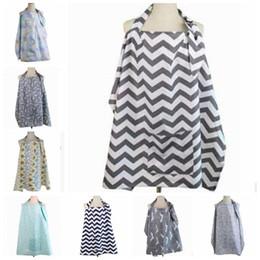 Wholesale Nursing Cloths - Pregnancy Lactation Covers Baby Breast Shelter Postpartum Towels Nursing Breast-feeding Shawl Overall Maternity Nursing Cover Cloth B3806