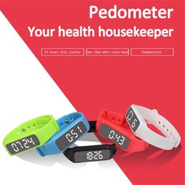 Luxury Smart watch watch hombres Nuevo CD5 3D LED Calorie Podómetro Sport Smart Pulsera Reloj de pulsera hombres deportes reloj de pulsera digital desde fabricantes