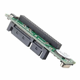 """Wholesale Ssd Adapter Ide - 2.5"""" IDE Female HDD SSD to 7+15P SATA Adapter Converter #4156"""