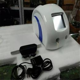 Canale laser online-macchina laser a diodi non canale trattamento di varicose vascolare vena rimozione trattamento varicoso trattamento laser 980 per le vene varicose