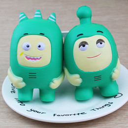 El popular soldado verde Slow Rising Squishies Kawaii de alta calidad lindo soldado Jumbo perfumado Squishy Stretch juguetes para niños desde fabricantes