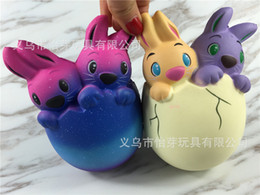 Wholesale Phone Rabbit - Newest Easter Bunny Squishy Rabbit Toys Simulation Food For Key Ring Phone Chain Toys Gifts All Kinds Of Style
