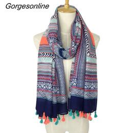 57355349e5635 2017 Spring Autumn New Design Ethnic Style Voile Cotton Women Thin Long Shawl  Scarf Woman Big Size Pashminas Wrap Hijab