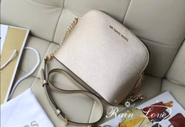Wholesale brown leather bag sale - SALE 2018 New Brand Designer Women Female Shoulder Bag Crossbody Shell Bags Fashion Small Messenger Bag Handbags PU Leather #225