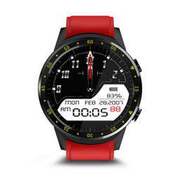 умные часы f1 Скидка F1 фитнес-трекер часы Garmin Forerunner Lite GPS часы smartwatch Heart Rate Tracker мужчины смарт