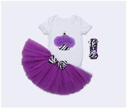 Vestuário violeta on-line-DOLLMAI Renascer Silicone Bebês bonecas roupas violetas meninas bonecas vestido para 50-57 cm acessórios do bebê romper presentes de brinquedo