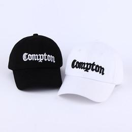 Casquette de baseball Compton skateboard snapback golf chapeaux pour hommes femmes hip hop os aba reta casquette de marque touca chapeu ? partir de fabricateur
